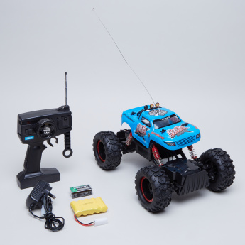Juniors Radio Controlled Rock Crawler