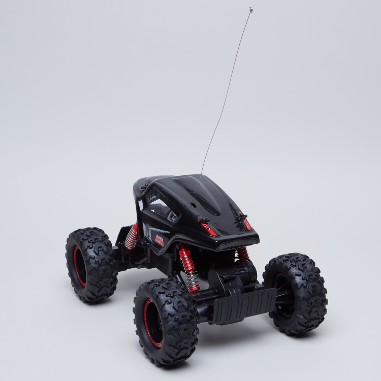 Juniors 1:12 Rock Crawler King Remote Controlled Toy Car