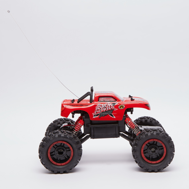 Juniors Rock Crawler with Remote Control