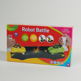 Juniors Robot Battle Playset