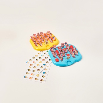 Juniors Who's My Friend Board Game