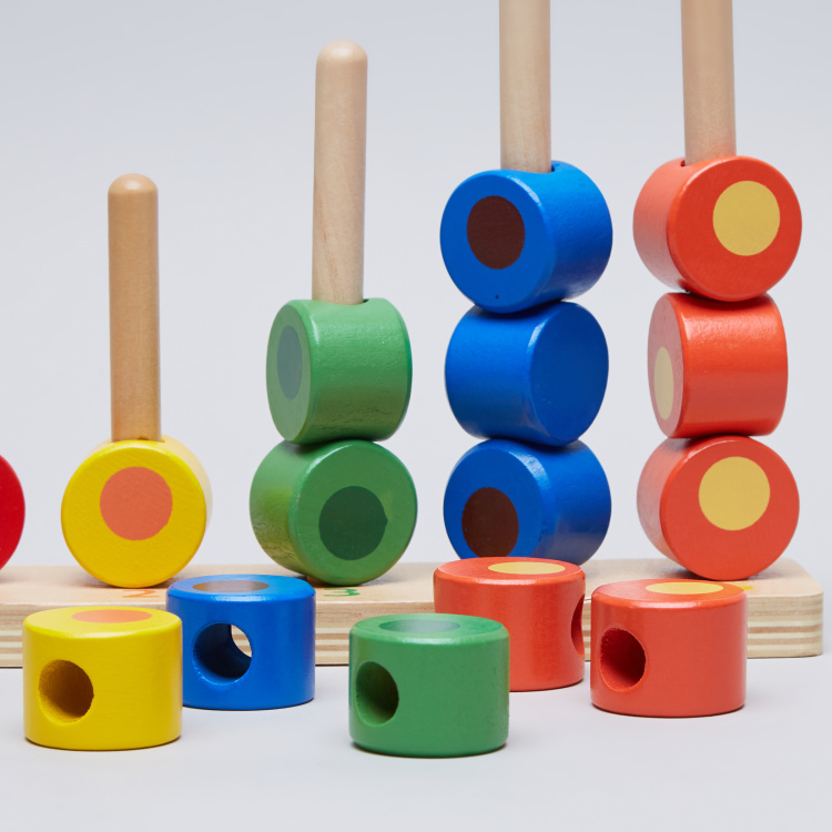Juniors Counting Stacker Playset