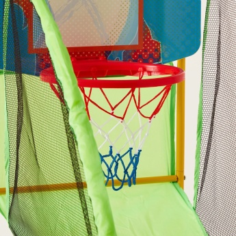 Juniors Swish Basketball Shoot Out Toy