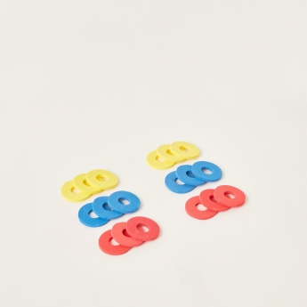 Juniors Disc Shooting Battery Operated Camera Playset