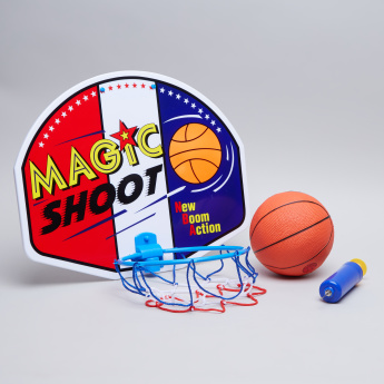 Juniors Magic Shoot Mini Basketball Board