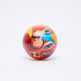The Incredibles Printed Toy Ball
