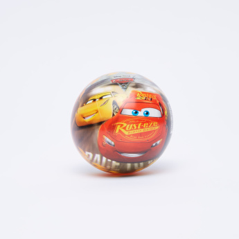 Cars Printed Toy Ball