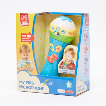 The Happy Kid Company My First Microphone Toy