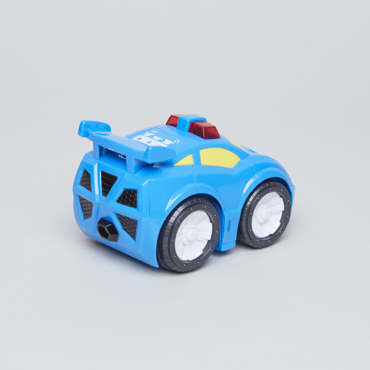 The Happy Kid Company Touch and Go Racer Toy Car