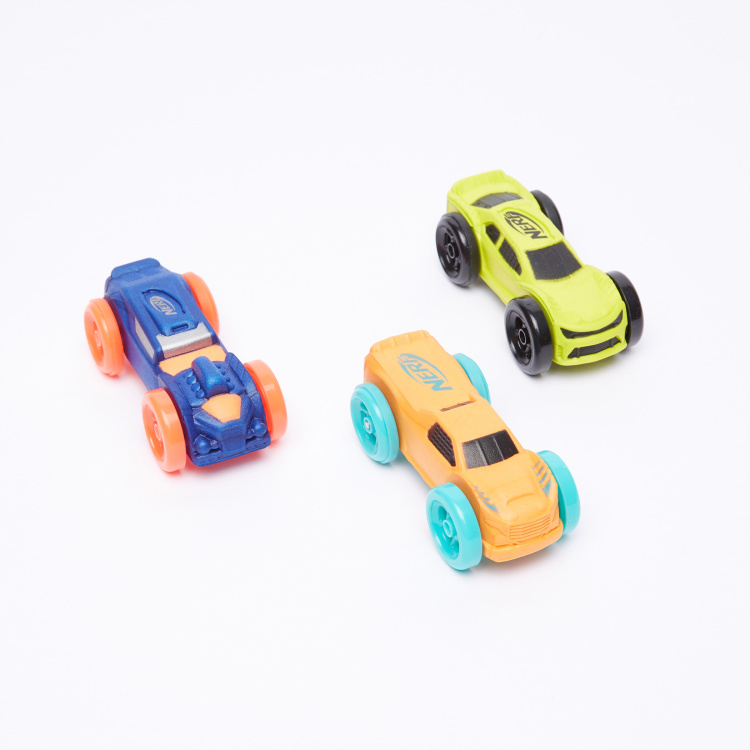 Nitro 3-Piece Toy Car Set