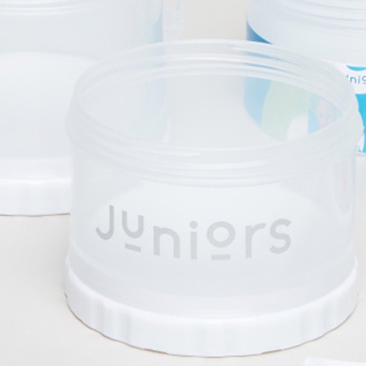 Juniors Stackable Food Containers - Set of 3