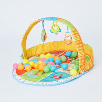 Juniors 2-in-1 Ball Pool and Playgym