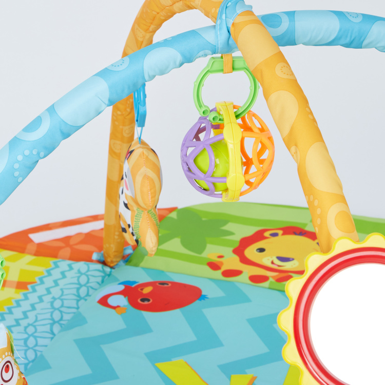 Juniors Baby Blanket with Play Bar