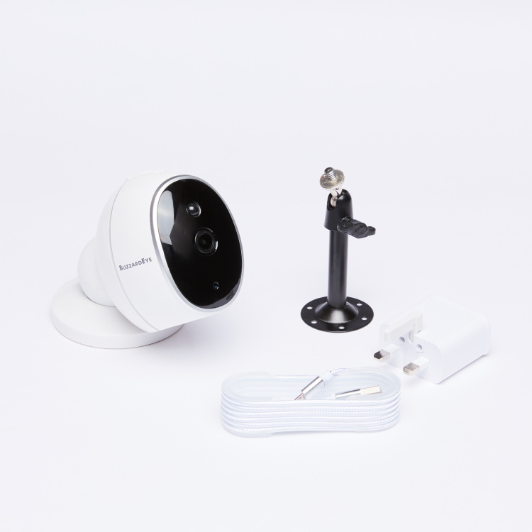 BuzzardEye 1.0 MP Low Power Battery Camera