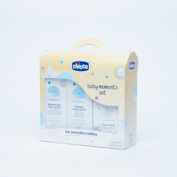 Chicco Baby Moments 3-Piece Gift Set