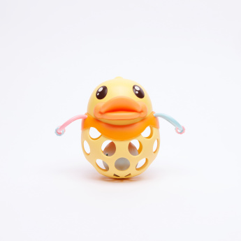 Duck Fitness Ball Toy