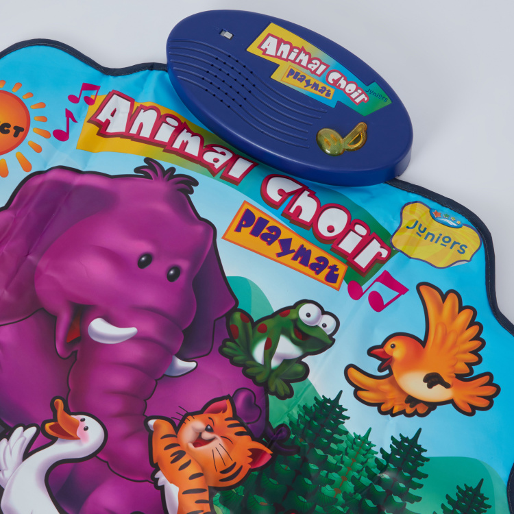 Juniors Animal Choir Playmat