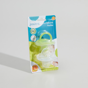 Juniors Silicone Pacifier - Set of 2