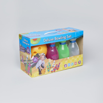 Juniors Deluxe Bowling Playset