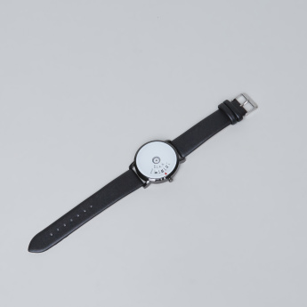 Juniors Round Dial Wristwatch