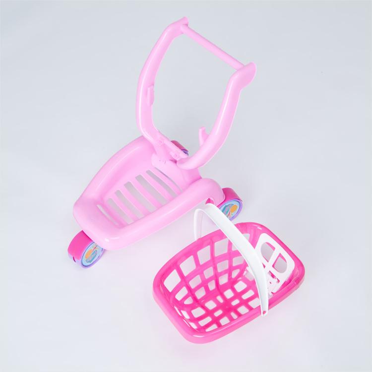 Shopping Cart Pretend Play Toy