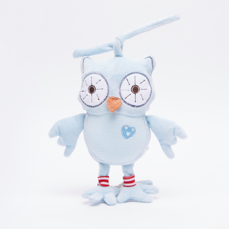 Giggles Sweet Owl Rattle
