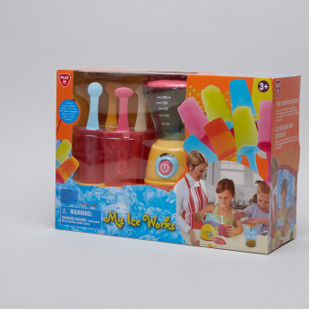 Playgo My Ice Works Playset