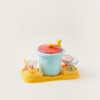 Playgo Twist & Taste Playset