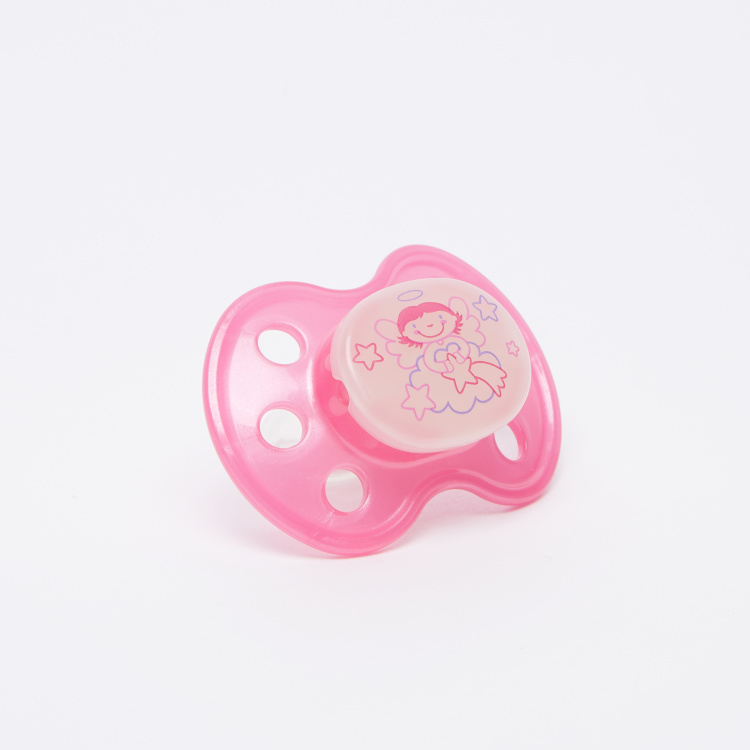 BABY-NOVA Printed Orthodontic Pacifier
