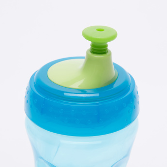 BABY-NOVA Printed Sipper Cup with Lid - 340 ml
