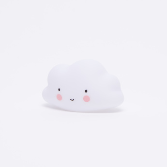 A Little Lovely Company Cloud Shaped Bath Toy
