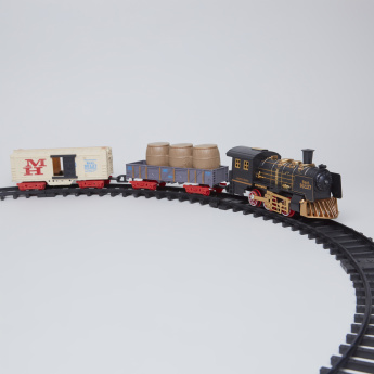 Classical Train Playset