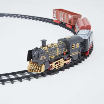 Classical Train Track Playset