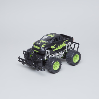 Smart Driving Monster Off-Road Remote Controlled Car