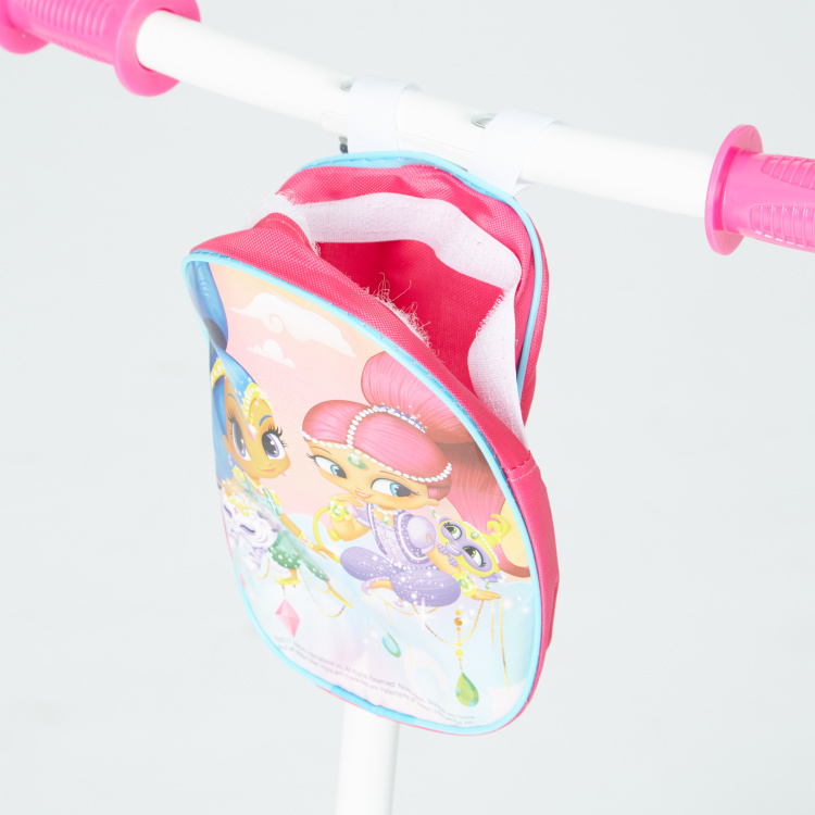 Shimmer and Shine Printed 3-Wheel Scooter
