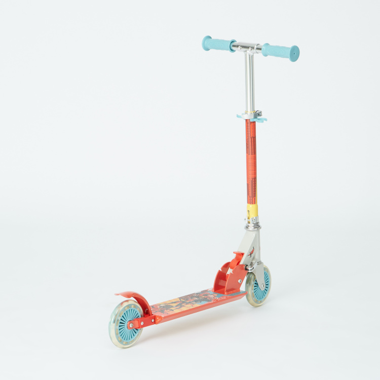The Incredibles Printed 2-Wheel Scooter