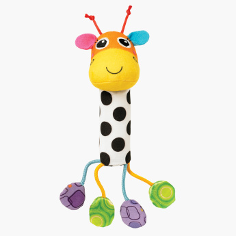 Cheery Chimes Giraffe Plush Soft Toy