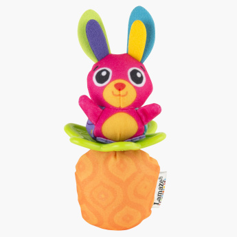 Bunny Shaped Rattle Toy