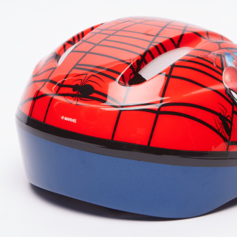 Spider-Man Printed Helmet