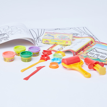 Play-Doh Printed Table Desk with Activity Set