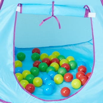 Frozen Printed Play Tent with 50 Balls