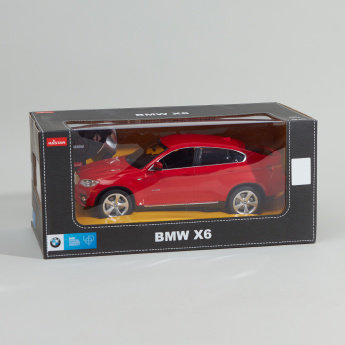 Rastar BMW X6 Remote Controlled Car
