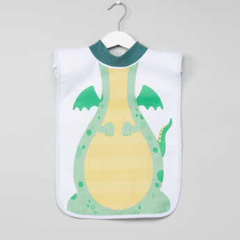 Little Champions Printed Bib