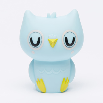 Petit Monkey LED Owl Night Light