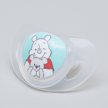 Tigex Winnie-the-Pooh Printed Pacifier - Set of 2