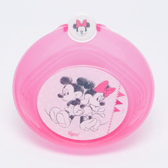 Tigex Mickey and Minnie Mouse Printed Plate