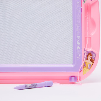 Disney Princess Printed Drawing Board with Special Pen and Eraser Tab