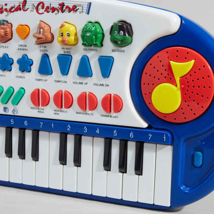 Juniors 32 Key Electronic Musical Centre Keyboard