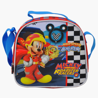 Mickey Mouse and the Roadster Racers Printed Lunch Bag