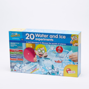 I'm a Genius Water and Ice Experiment Playset
